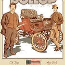 DOLLOP We Sign Cars (poster) by James Fosdike