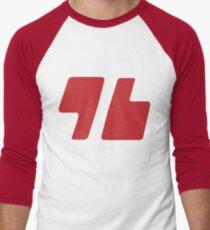 Red's Shirt Men's Baseball ¾ T-Shirt