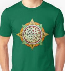 Pizza Compass T-Shirt