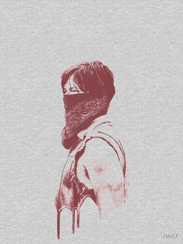 Daryl - The Walking Dead von NAAY
