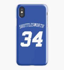 Allen Jesus Shuttlesworth  iPhone Case/Skin