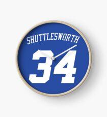 Allen Jesus Shuttlesworth  Clock