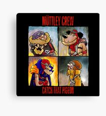 Muttley Crew Canvas Print