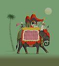 Elephant Safari by Tracy Sabin by Tracy Sabin