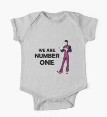 We Are Number One One Piece - Short Sleeve