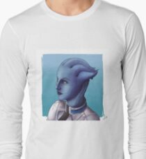 Dr. Liara T'Soni Long Sleeve T-Shirt