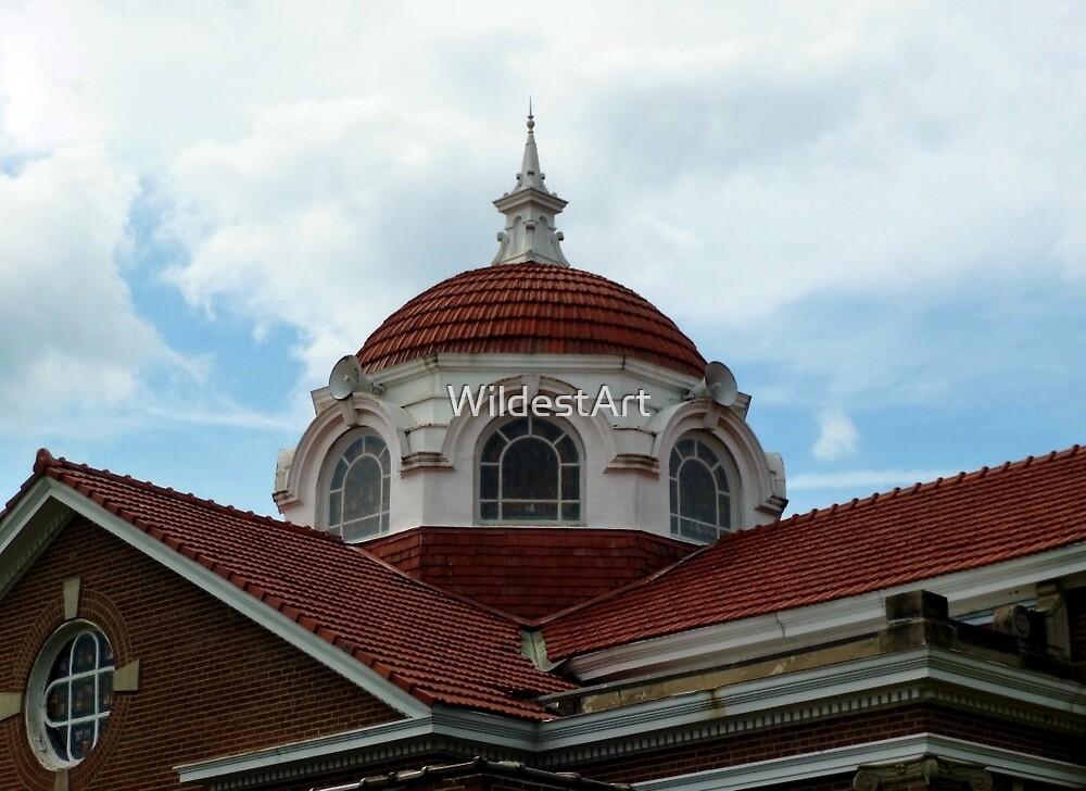 Church Dome by WildestArt
