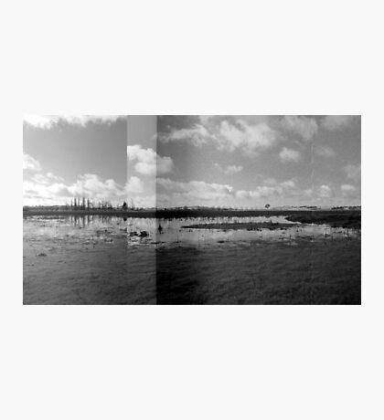 Wetlands - Dangars Lagoon, Northern Tablelands, NSW, Australia Photographic Print