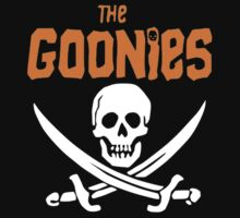 The Goonies Pirate One Piece - Short Sleeve