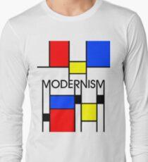 Modernism Long Sleeve T-Shirt