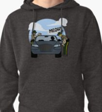 Do I look like a cat, boy? Pullover Hoodie