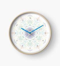 Tech-Organic Clock Dial Clock