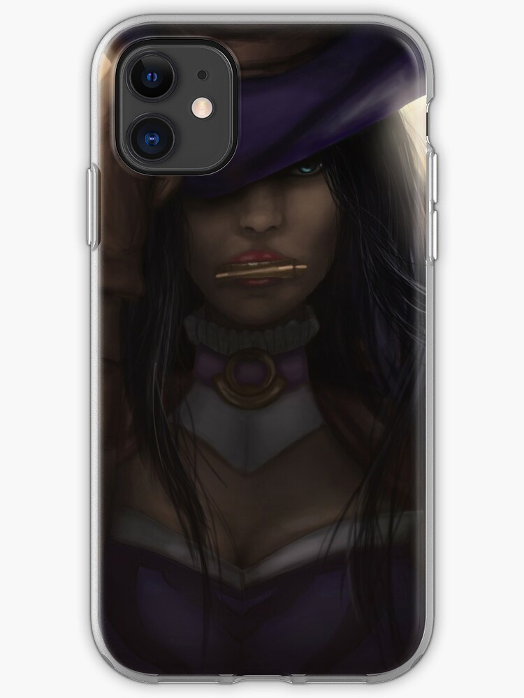 WOMEN OF LEAGUE OF LEGENDS iphone case
