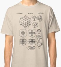 puzzle Patent 1983 Classic T-Shirt