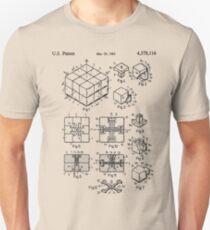 puzzle Patent 1983 Unisex T-Shirt