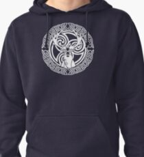 I am a Stag: of seven tines Pullover Hoodie
