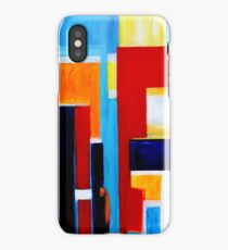 Colorful Shapes iPhone Case/Skin