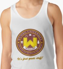 Wumbology Univiversity Tank Top