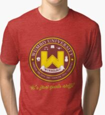 Wumbologie Universität Vintage T-Shirt