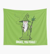 Ganjalf The Green Wall Tapestry