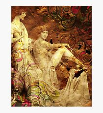 Winsome Women Photographic Print