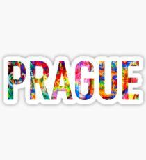 Pegatina Muro de Praga John Lennon