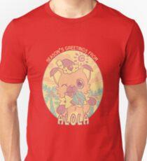 Jingle Bell Rockruff Unisex T-Shirt