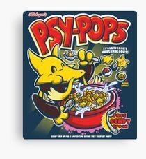 Psy-Pops Canvas Print
