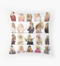 UNHhhh Throw Pillow