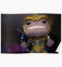 Thanos Poster