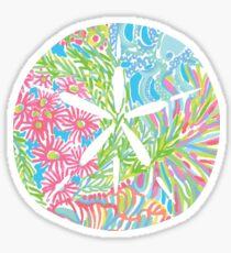Sand dollar  Sticker