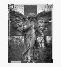 Angel on a Cross iPad Case/Skin