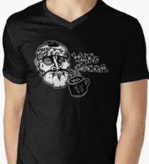 Vato Cocoa Men's V-Neck T-Shirt