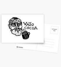 Vato Cocoa Postcards