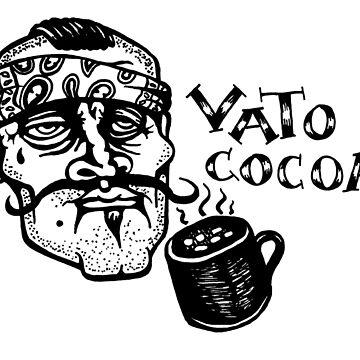 Vato Cocoa by redfeatherone