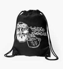 Vato Cocoa Drawstring Bag