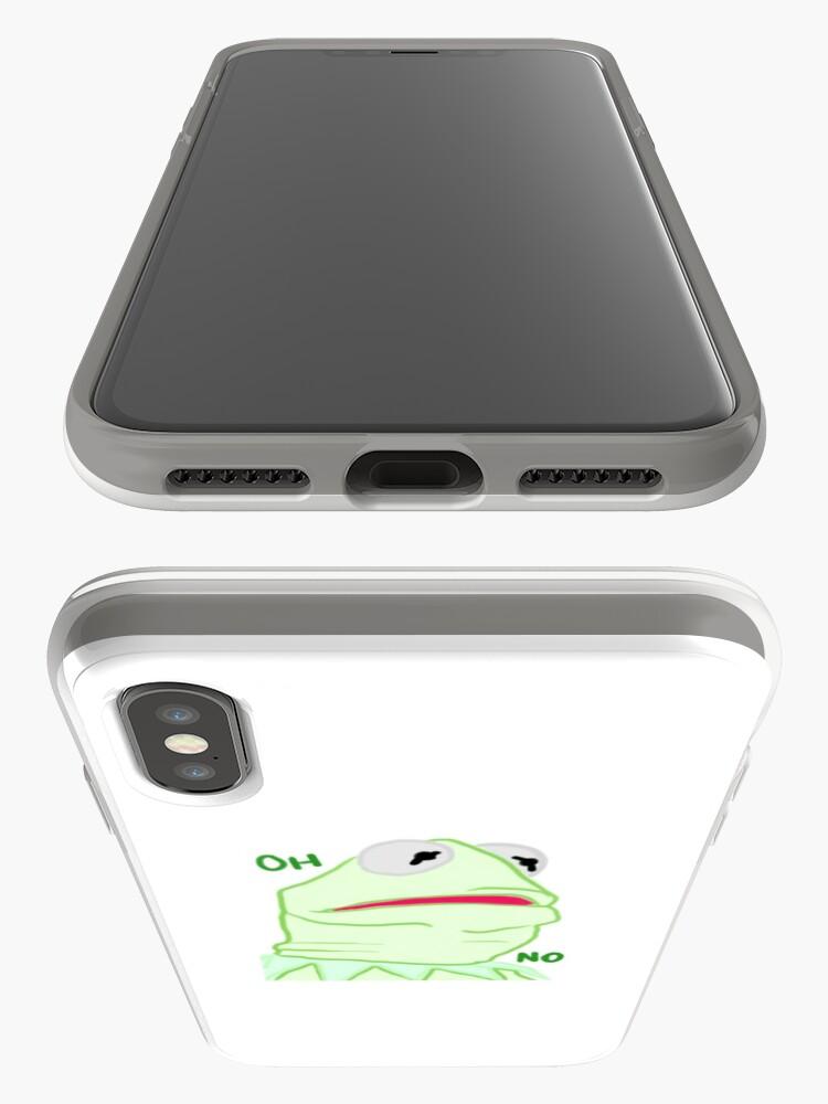 Alternative Ansicht von Ach nein iPhone-Hüllen & Cover