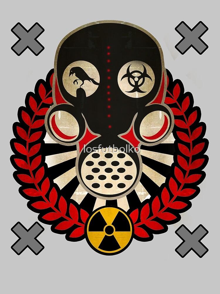 STALKER (Gus Mask) Chernobyl by losfutbolko