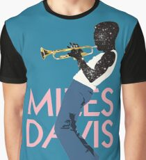 Miles Davis Graphic T-Shirt
