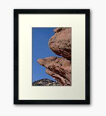 Red Rocks Park, Colorado Framed Print