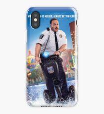 Paul Blart Mall Cop 2 Poster iPhone Case/Skin