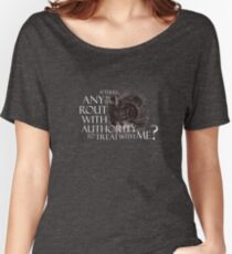 Mouth of Sauron Women's Relaxed Fit T-Shirt