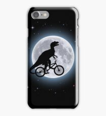 Dinosaur Moon iPhone Case/Skin