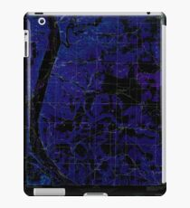USGS TOPO Map Arkansas AR Bethesda 257987 1942 24000 Inverted iPad Case/Skin