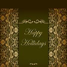 Happy Hollidays by EbyArts