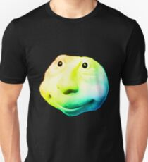 The Disembodied Botox-Injected Face of Thomas the Tank Engine T-Shirt