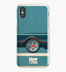 Batmobile 66 part I of III iPhone Case/Skin