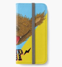 Sup Pup Happy Dog iPhone Wallet/Case/Skin