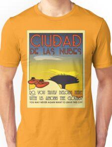 Ciudad De Las Nubes -  T-shirt and Poster T-Shirt