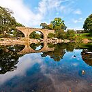 Devil's Bridge (Kirkby Lonsdale) by Stephen Knowles